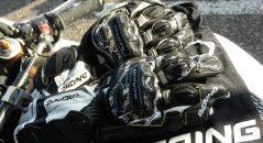 Vista general de los guantes Bering Snip-R