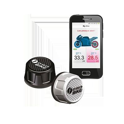 Prueba: Sensor de presión Fobo Bike TPMS
