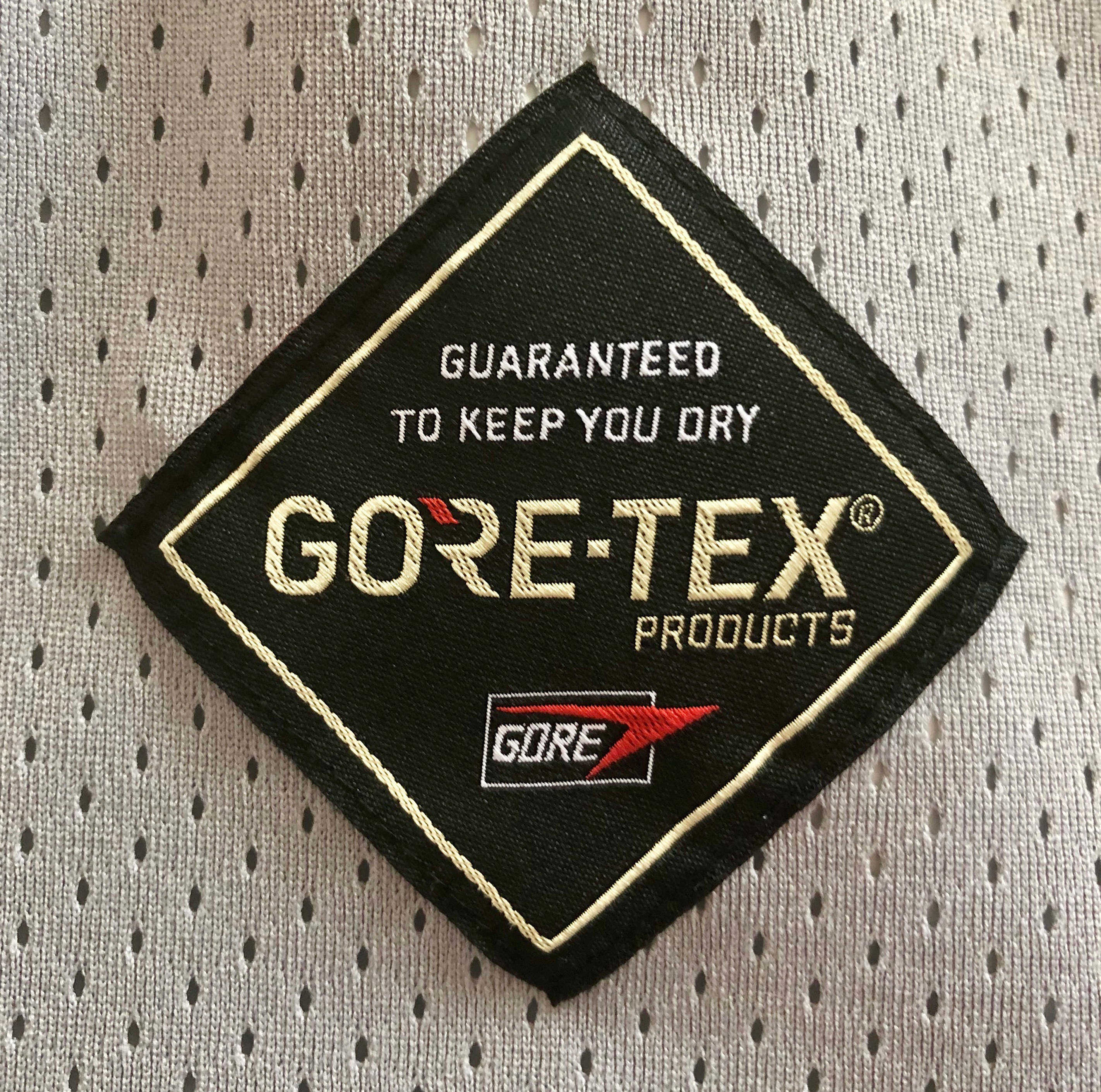 Chaqueta Bering Michigan de color gris y negro