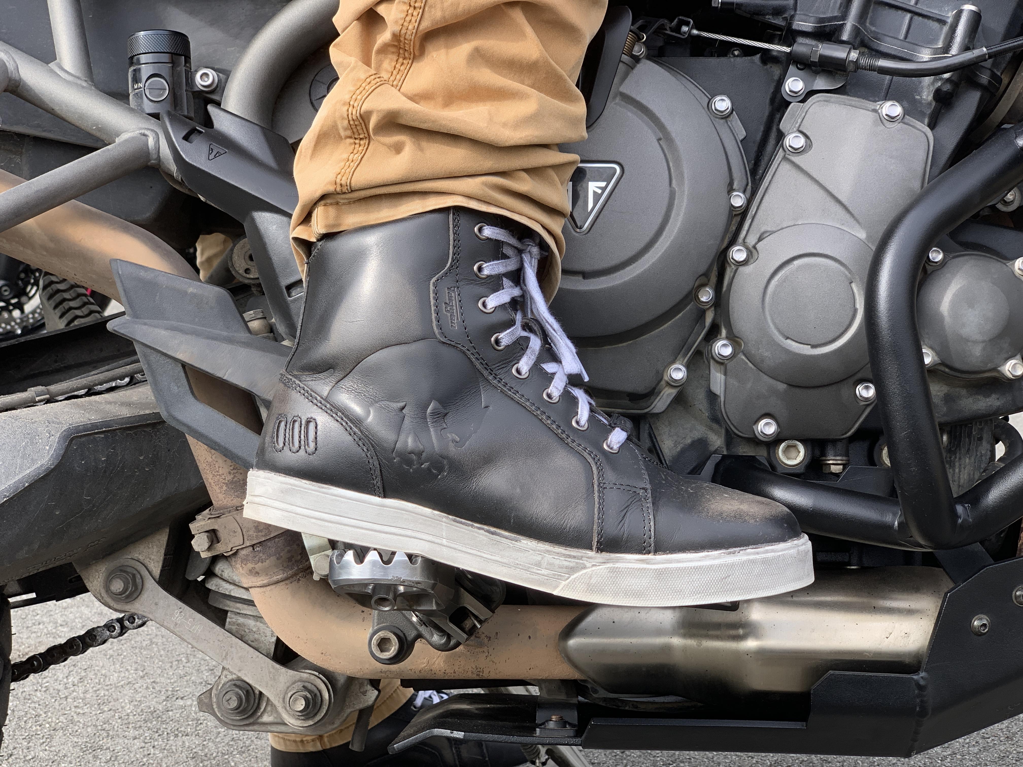 Zapatillas Furygan RIO D3O Sympatex: unas buenas zapatillas para controlar los pedales