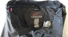 El pantalón Alpinestars Missile V2 fue probado en todo tipo de condiciones...