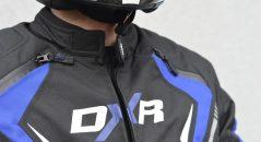 Las eficaces ventilaciones de la cazadora DXR Sparker, muy prácticas para refrescarse
