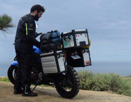 En la carretera hasta San Diego