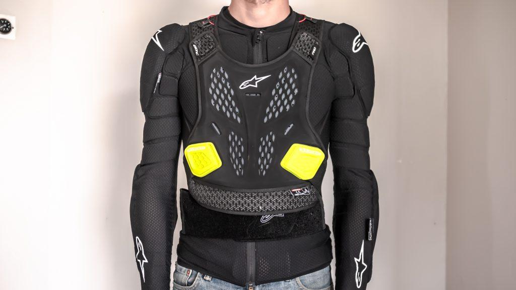 Prueba: chaleco de protección Alpinestars Bionic Pro V2