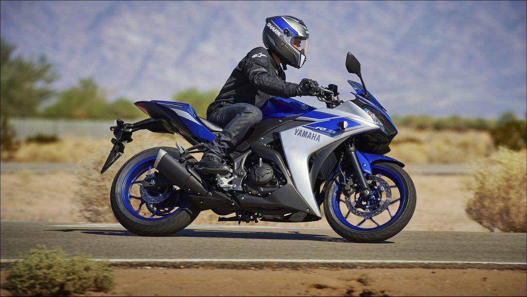 La Yamaha R3, una moto A2 perfecta para principiantes!