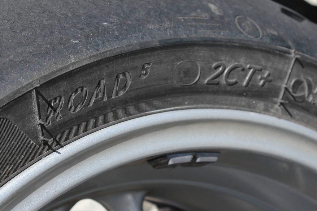 Los Michelin Road 5 también existen en versión trail