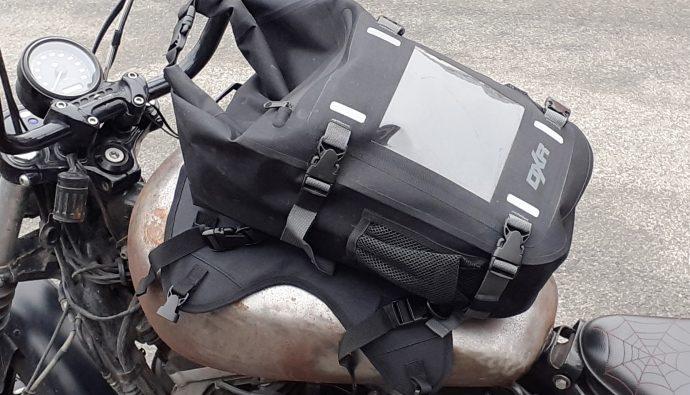 prueba de la bolsa sobredepósito DXR Safari